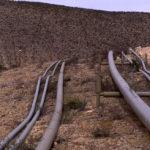 Six Arrested Near Pipeline Construction Site