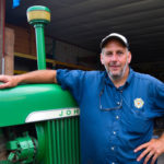 Tim Zander: Raising Organic Grain and Produce at Emerald Meadows