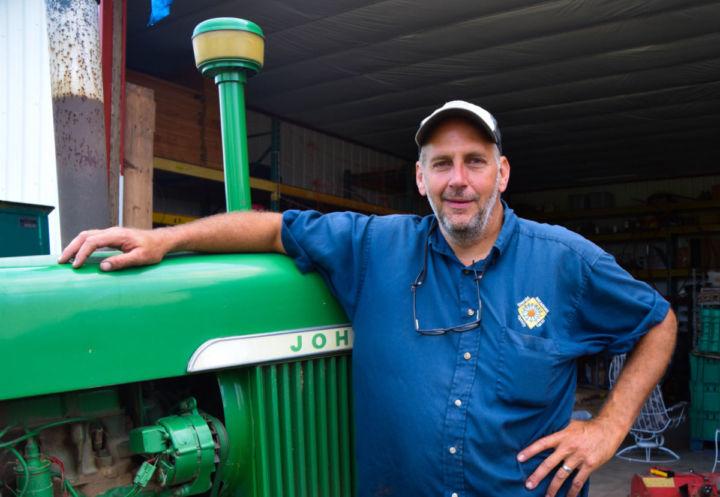 Tim Zander: Raising Organic Grain and Produce at Emerald Meadows
