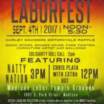 Annual Laborfest Brings Together Unions, Workers