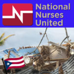 National Nurses United Providing Puerto Rico Relief