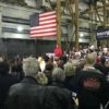 Governor Walker at Campaign Announcement