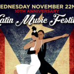 10th Annual Latin Music Fest is a Puerto Rico Hurricane Relief Benefit...
