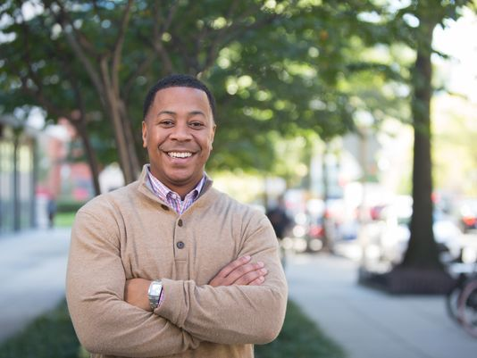 Firefighter Mahlon Mitchell Launches Run For Governor