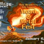 Bos Meadery's 5th Annual Mead & Metal Fest