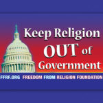 A Freedom from Religion Foundation Billboard