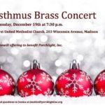 Porchlight Isthmus Brass Concert