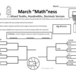 Math and the March Madness Bracket
