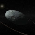 Dwarf Planet Haumea has a Ring