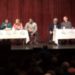 Democrats Crowd the Stage at Governor Race Forum