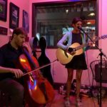 Katie Burns & Eric Miller Live on Another Green World