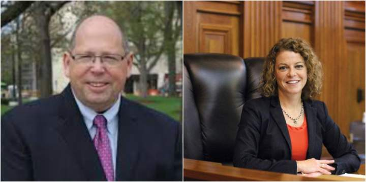 Wisconsin State Supreme Court Candidates Discuss Election
