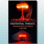 "Image of the Lisa Vox bookcover ""Existential Threats"""