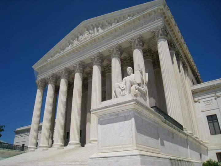 Redistricting Advocates Protest U.S. Supreme Court Decision