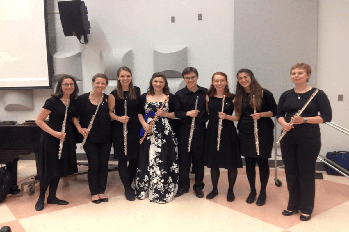 2018 Wisconsin Flute Festival to Highlight National, Local Artists
