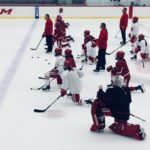 UW Women's Hockey Team Seeks Vengeance on Ice