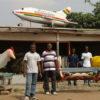 Photo of Kane Kwei's carpentry workshop in Teshie, Ghana. Photo from kanekwei.com