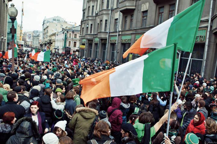 Stop Ordering Irish Car Bombs, Ya Eejit
