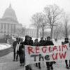 UWSP Student Demonstration