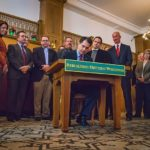 Governor Walker Signs More than 90 Legislative Items