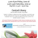 Book Sale hosted by Friends of the Madison Public Libraries