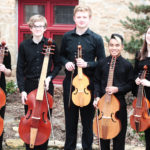 "Madison Youth Viol Consort on ""Musica Antiqua"""