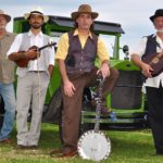 Old Tin Can String Band Kicks Off WORT Block Party May 20