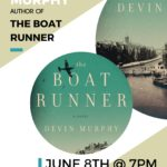 Author Reading & Book Signing: Devin Murphy