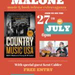 Music & Book Signing: Bill & Bobbie Malone