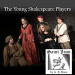 "Madison's Young Shakespeare Players Present ""Saint Joan""..."