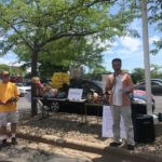 Protesters at Sen. Johnson Madison Office Demand Family Reunification