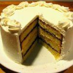Mmm, that's good cake!
