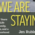 We Are Staying Book Launch