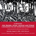 Buy Jim Reinke's Art, Support the AIDS Resource Center
