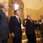 Wisconsin Senators React to Kavanaugh Allegation