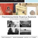 Author Reading & Book Signing: Pamela Bannos