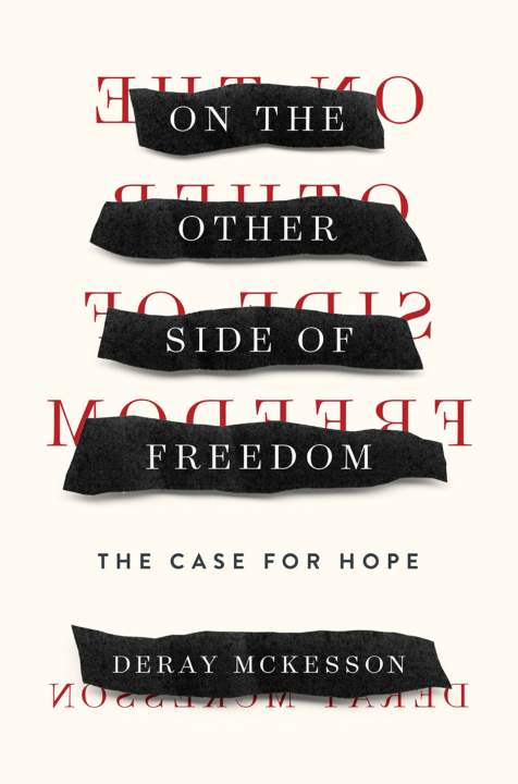 Rebroadcast: The Case For Hope With DeRay Mckesson