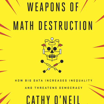 Rebroadcast: Let's Talk Big Data with Cathy O'Neil
