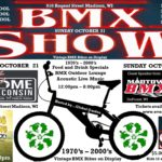 Vintage BMX Bike Show featuring Jourdan Hines Music