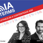 Media after the Midterms: Journalism Ethics in a Contentious Age