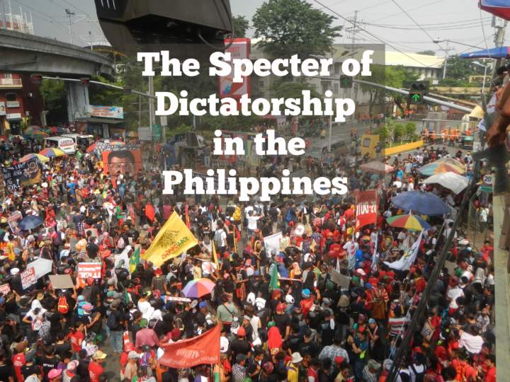 Rodrigo Duterte and the Specter of Dictatorship in the Philippines
