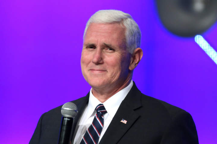Vice President Mike Pence Campaigns With Gov. Walker