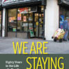 "front cover of ""We Are Staying"" by Jen Rubin"