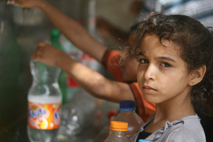 Updates on Gaza's Water Crisis
