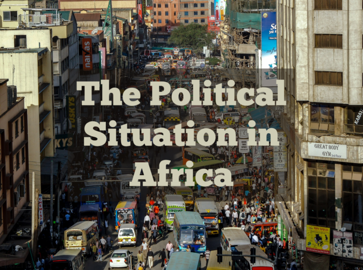 The Political Situation in Africa with Jacob Kushner