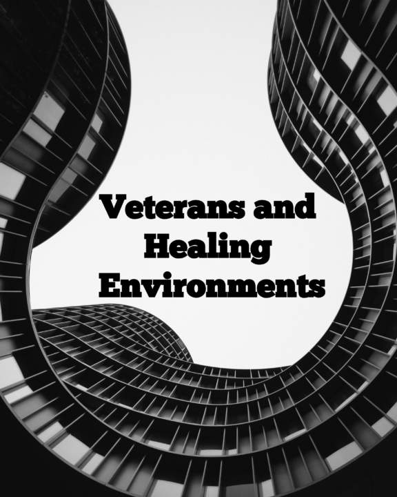 Veterans Day Show: Art, Memorial Architecture, & Healing Environments