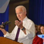 Biden Calls Election Fight for Country's 'Character'